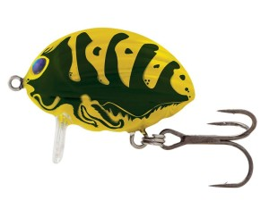 Wobler Salmo LIL'BUG Wasp 3cm/4,3g floating
