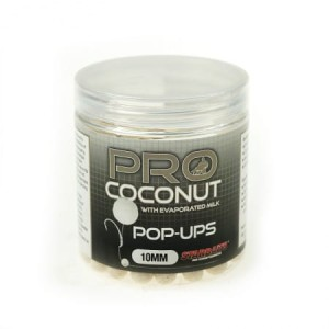 Kulki Probiotic Coconut Pop Up 10mm 60g Starbaits
