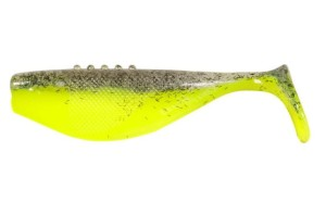 Guma Ripper DRAGON Fatty PRO 12,5cm SUPER YELLOW/CLEAR