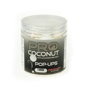 Kulki Probiotic Coconut Pop Up 14mm 60g Starbaits