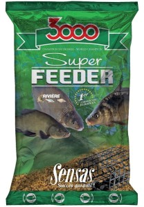 Sensas Zanęta Super Feeder Riviere 1kg