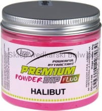 POWDER DIP FLUO HALIBUT