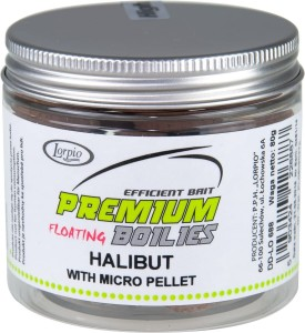 KULKI POP-UPS HALIBUT WITH MICRO PELLET 20mm