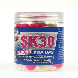 Kulki pływające SK30 fluo Pop Up 14mm 80g Starbait