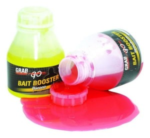 Starbaits Dip Grab & Go Banana Bait Booster 200ml