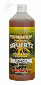Aromat Starbaits Prep X Squirtz Golden 1l