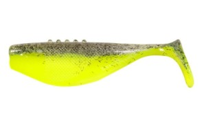 Guma Ripper DRAGON Fatty PRO 8,5cm SUPER YELLOW/CLEAR