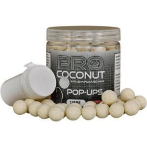 Kulki Probiotic Coconut Pop Ups 20mm 60g