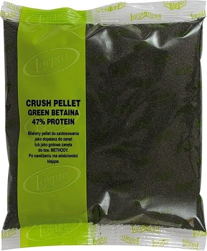PELLET MIELONY CRUSH GREEN BETAINA DOPALACZ 500g