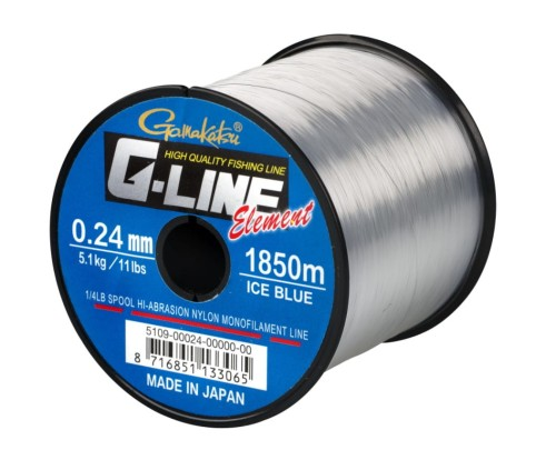 Żyłka G-Line Element Ice Blue 0,22mm 4,5kg 2150m spool
